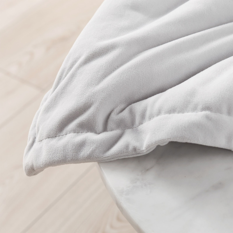 Soft Plush Affordable Bedding Coma Inducer Comforter in True Oversized Twin, Queen, or King Blanket Dimensions