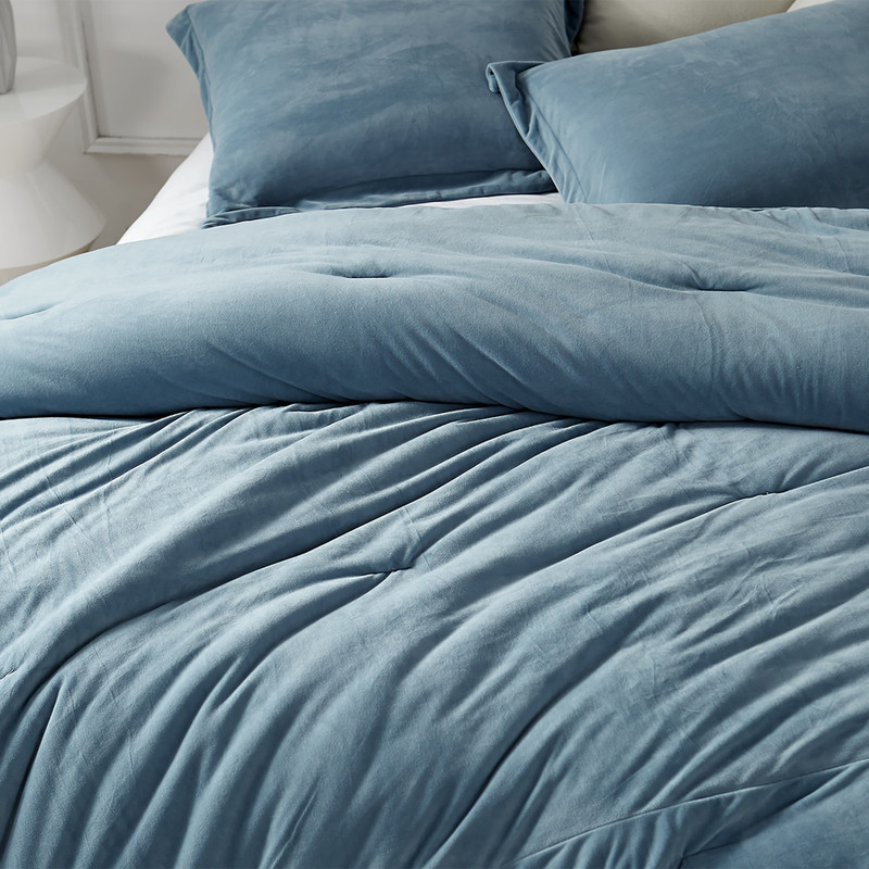 True Oversized Twin, Queen, or King Bedding by Coma Inducer - Ultra Plush Twin, Queen, or King Comforter Set