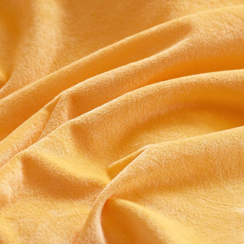Luxury Plush Twin, Queen, or King Coma Inducer Comforter Unique Orange Bedding Decor