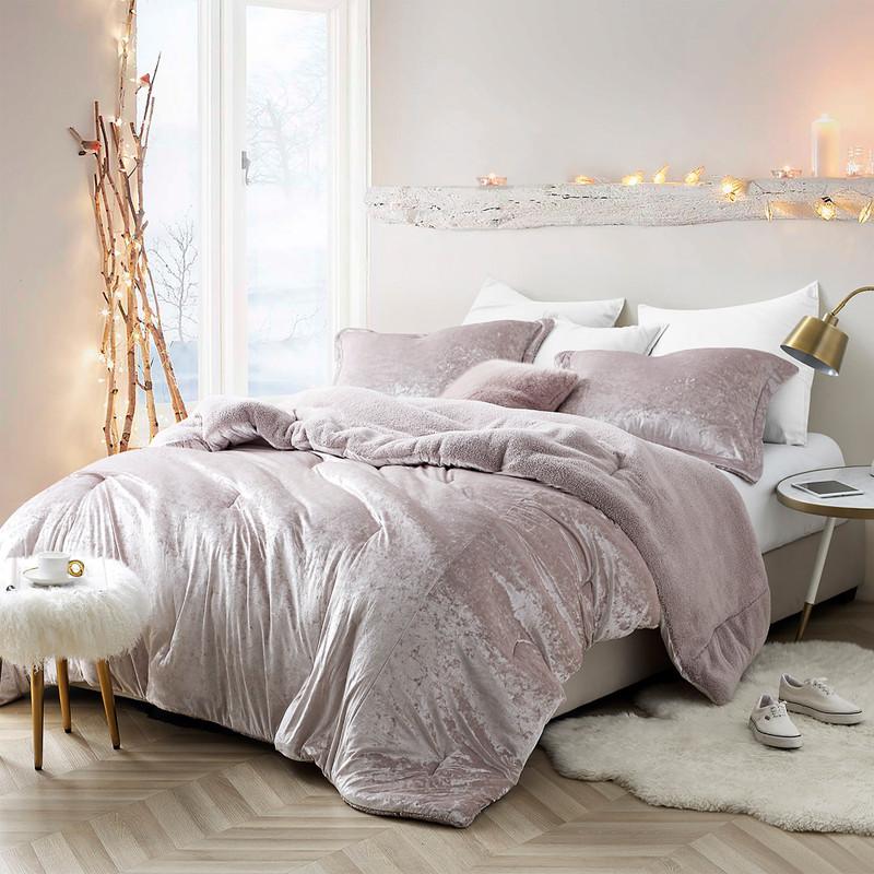 Affordable Twin, Queen, or King Bedding Set Luxury Plush Velvet Bedding