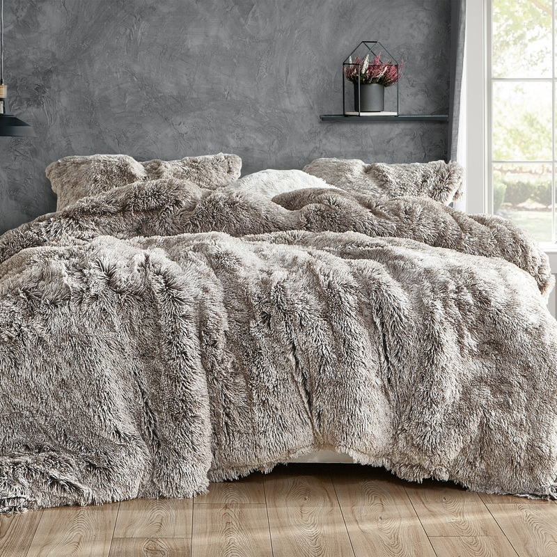 Extended Twin, Queen, or King Blanket Set Made with Easy to Clean Machine Washable Bedding Materials