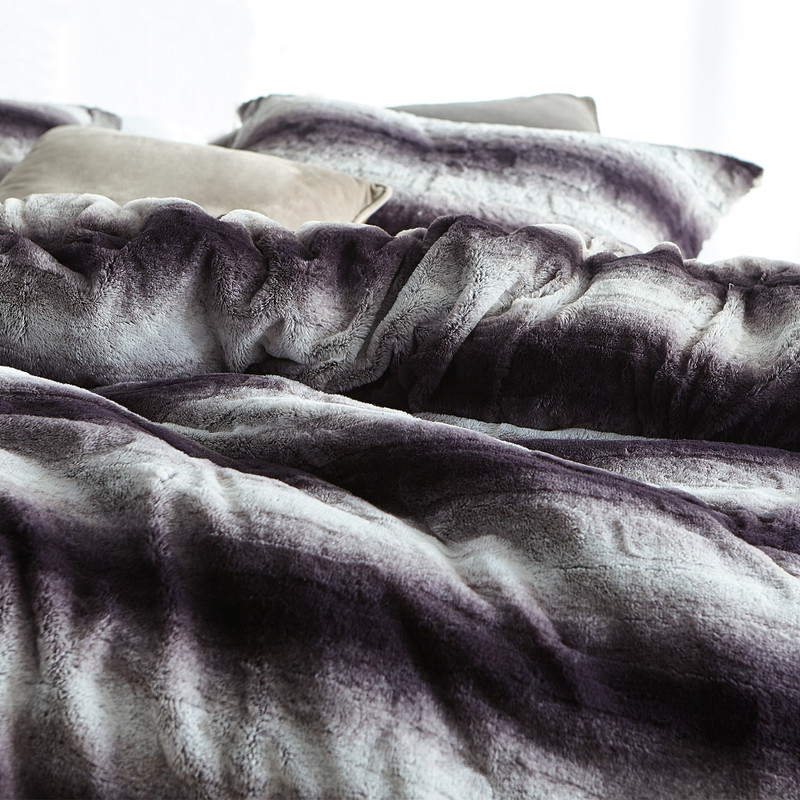 Gray Twin XL, Queen XL, or King XL Bedding Set Coma Inducer Animalistic
