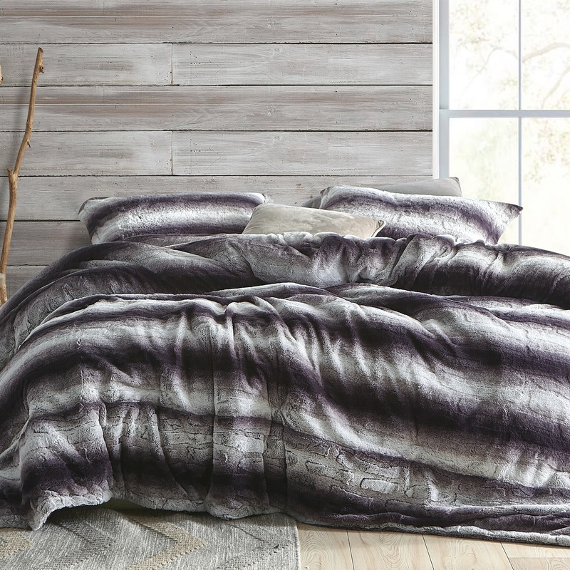 Softest Extra Large Comforter for Ultra Cozy Twin, Queen, or King Bedding Blanket
