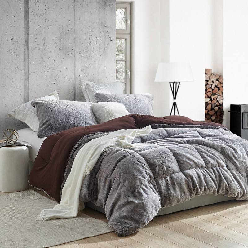 Softest Oversized Comforter for Twin, XL Twin, Full, XL Full, Queen, or King Bed