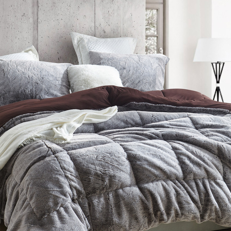 High Quality Twin, Full, Queen, or King Aww Buddy Seal Brown Bedding