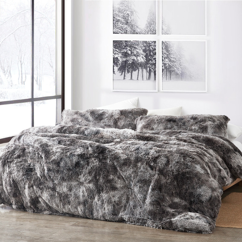 Machine Washable Twin, Queen, or King Oversized Bedspread Made with Plush Bedding Materials
