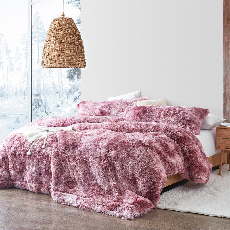Colorful Bedroom Decor Ideas High Quality Plush Comforter XL Twin, XL Queen, or XL King