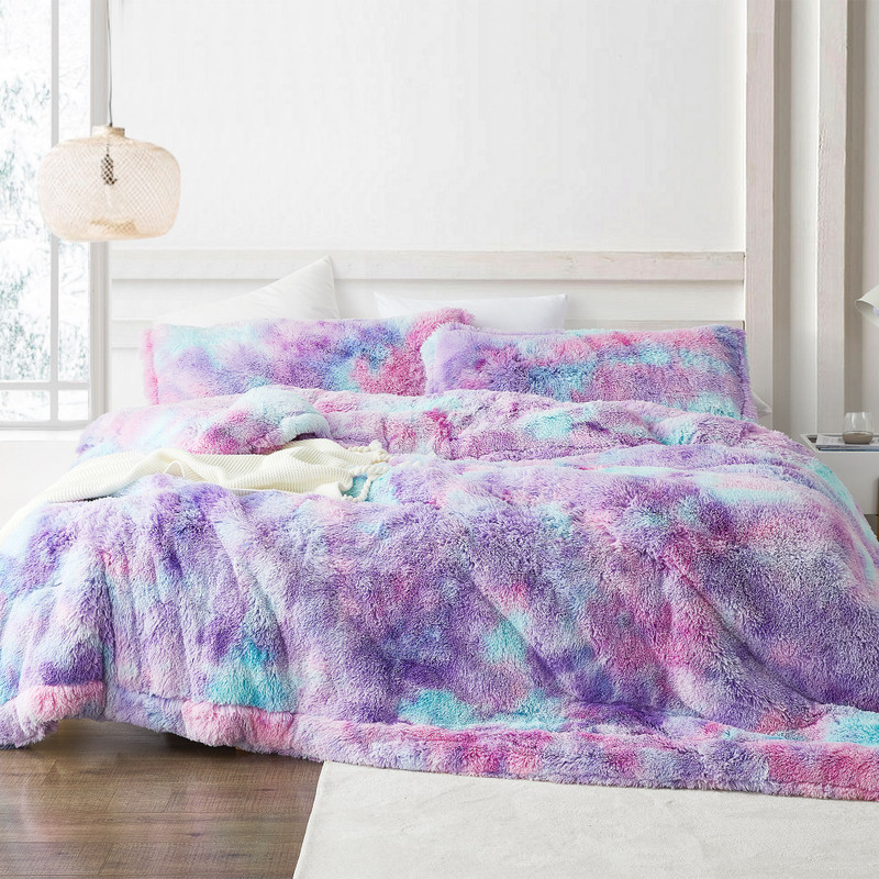 Colorful Twin, Queen, or King Extra Large Bedding Set