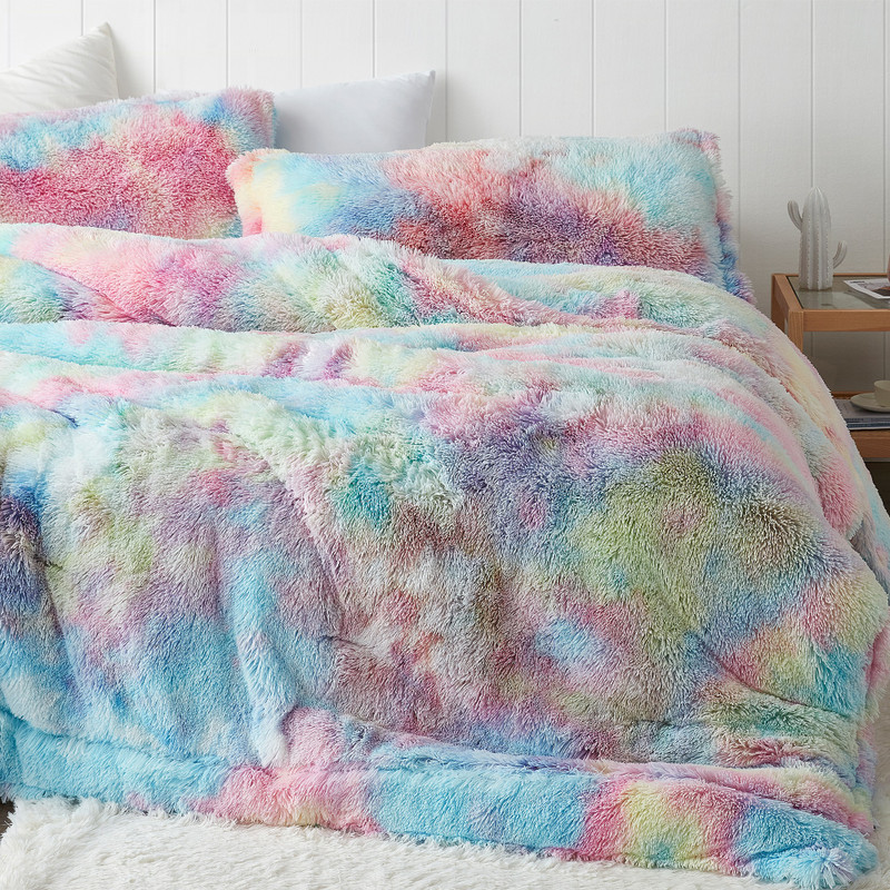 Warm and Cool Color Tone Bedroom Decor Essentials Oversized Twin, Queen, or King Comforter