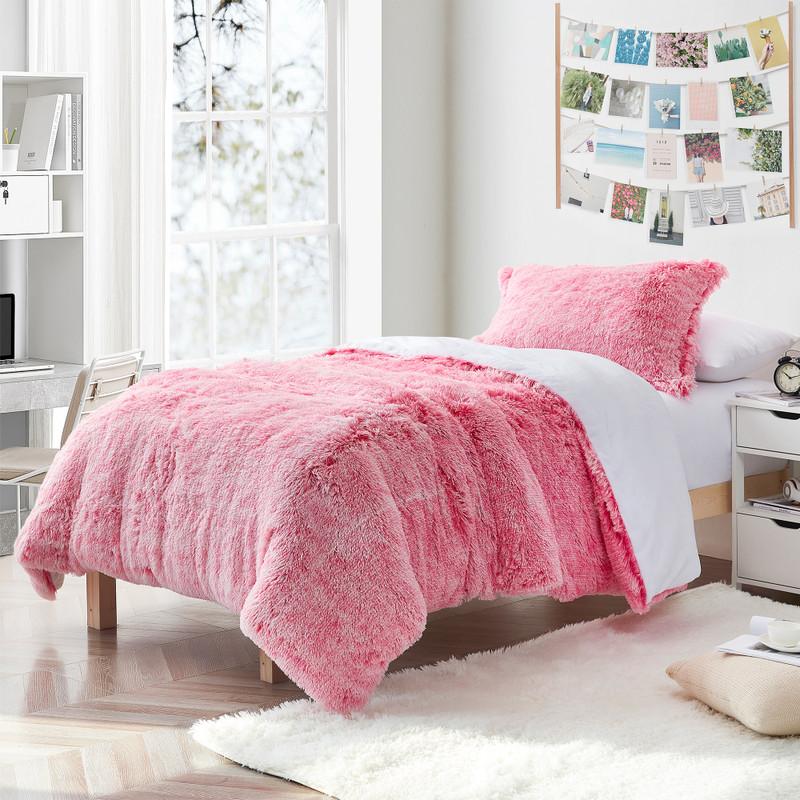 Are You Kidding Coma Inducer Plush Comforter Set