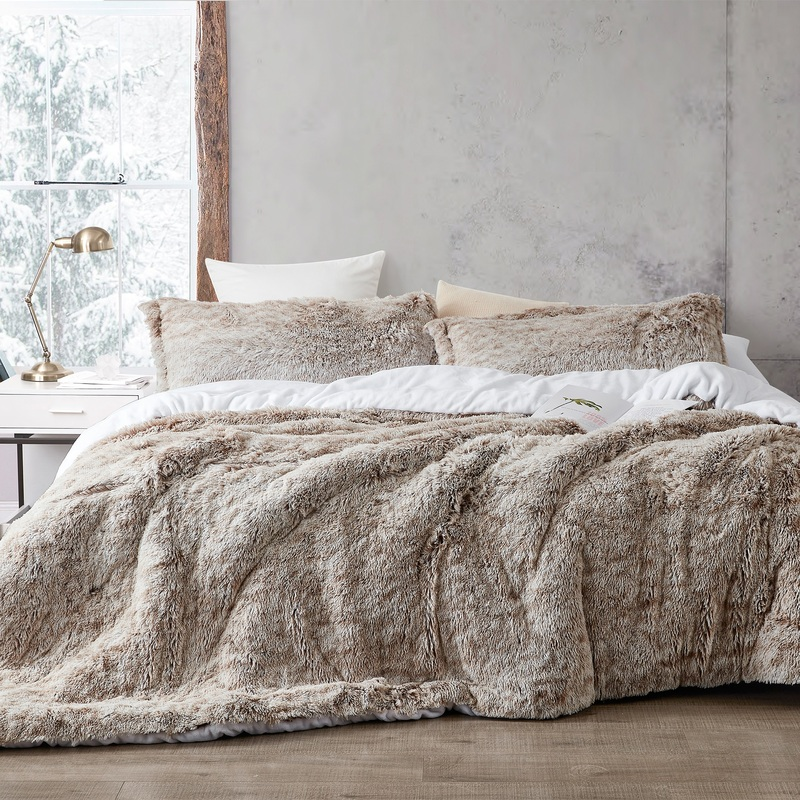 Extra Long and Extra Wide Twin, Queen, or King Oversized Bedspread with Matching Pillow Shams