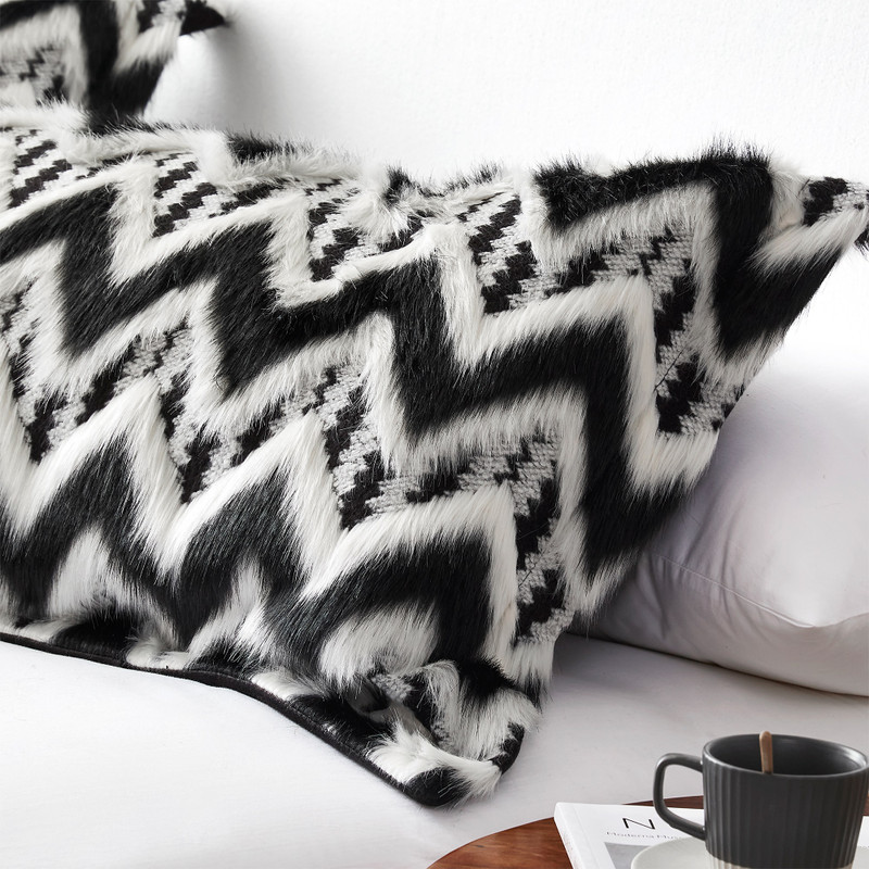 Machine Washable Coma Inducer Blanket with Matching Standard or King Pillow Shams