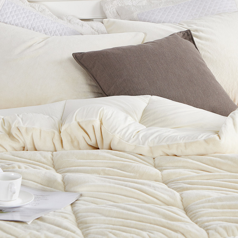 Softest Coma Inducer and Bare Bottom Twin XL, Full XL, Queen XL, or King XL Bedding