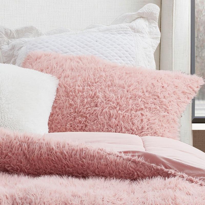 Pretty Pink Standard/Queen or King Pillow Sham