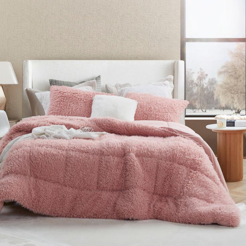 Beautiful Pink Twin XL, Full XL, or Queen XL, or King XL Bedding Decor