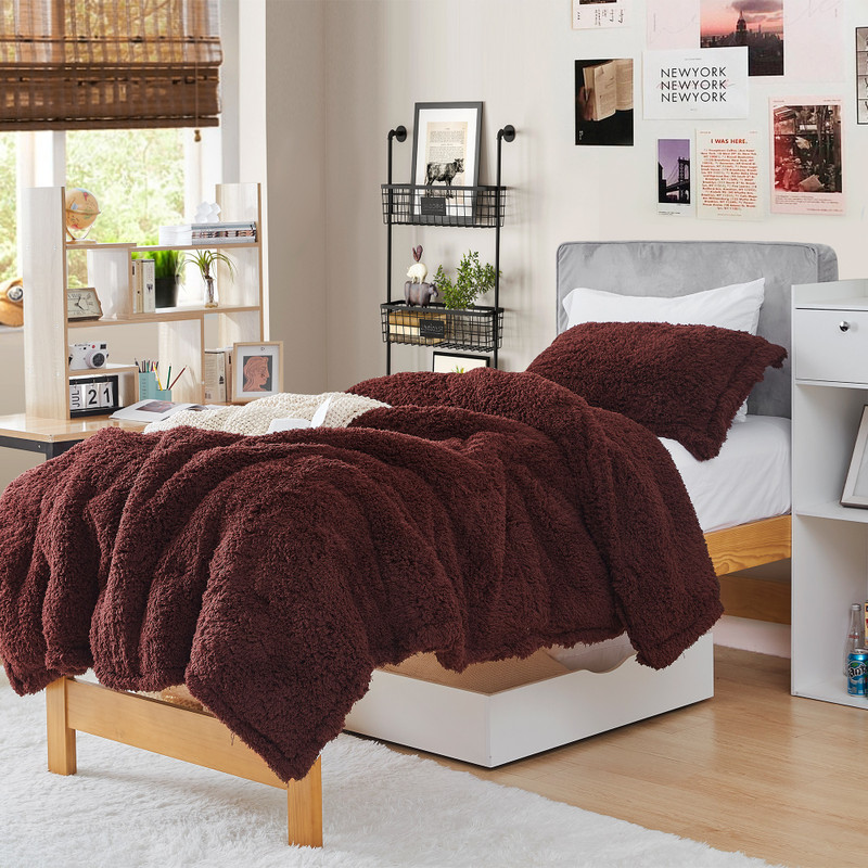 Machine Washable Twin XL, Queen XL, or King XL Comforter with Matching Pillow Shams