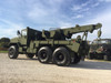 2012 Rebuild M936A2 Military 6x6 wrecker crane truck 45,000lbs winch