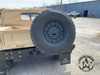 SWING OUT TIRE CARRIER FOR HMMWV/HUMVEE