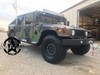 HEAVY DUTY ROCK SLIDERS With Step For HMMWV HUMVEE