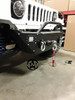 Front Low Profile Winch Bumper for Humvee/Hummer/Humvee