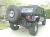 (ONE) GT / Cepek Hummer Passenger Front/Back Fender Only