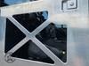 """""""Open X-pattern"""" Aluminum Half Doors Kit For HMMWV/ Humvee (Set Of 4)"""