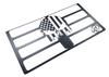 Custom American Flag Punisher Grille Insert For M939 Series Truck