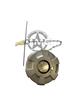 Locking Fuel Cap For M939 and LMTV/MTV Trucks