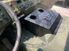 Center Console Cup Holder With Rocker Switches and Charger For LMTV & MTV
