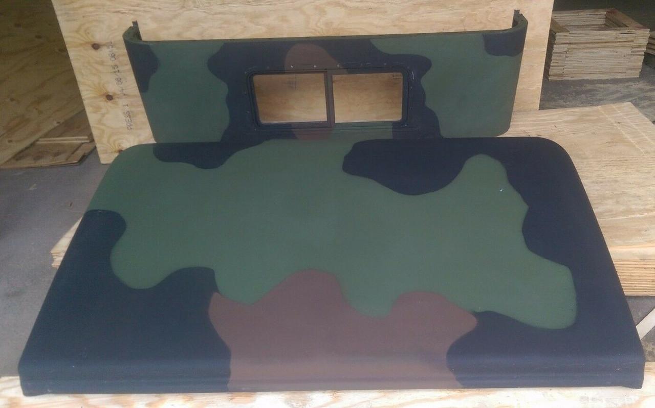 Military Truck M923 M939 M900 Nylon Passenger Seat Cushion  NOS New