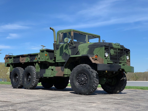Vehicle's & Equipment - 5 Ton Truck's - Page 1 - Midwest Military