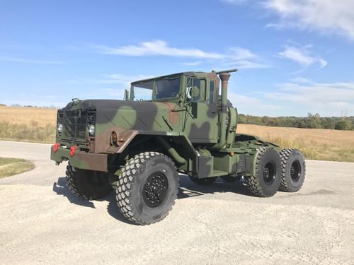 Rebuilt BMY 5 Ton M931A2 MILITARY SEMI Truck 6X6 - Midwest Military