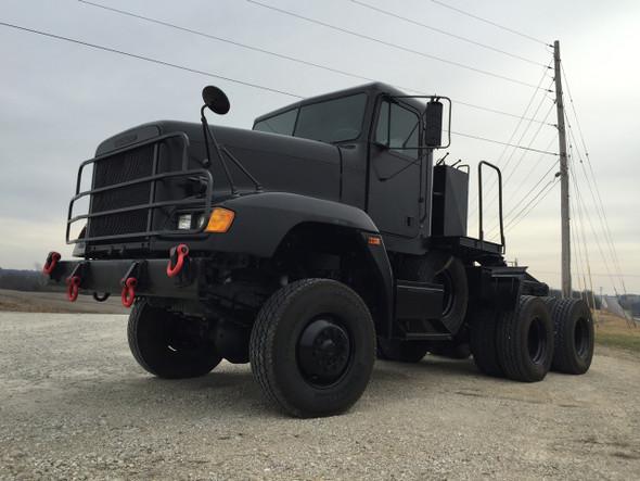 1992 M916A1 Military semi Truck 6x6 45lbs winch