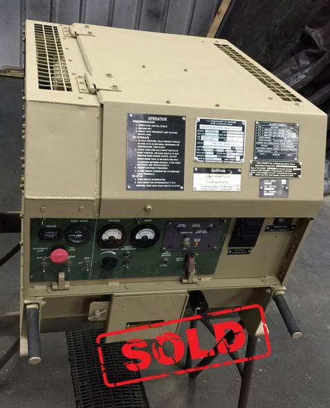 SOLD 3KW Yanhmar Diesel Generator