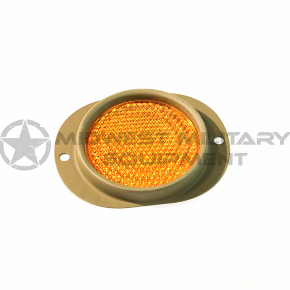 AMBER MILITARY REFLECTOR