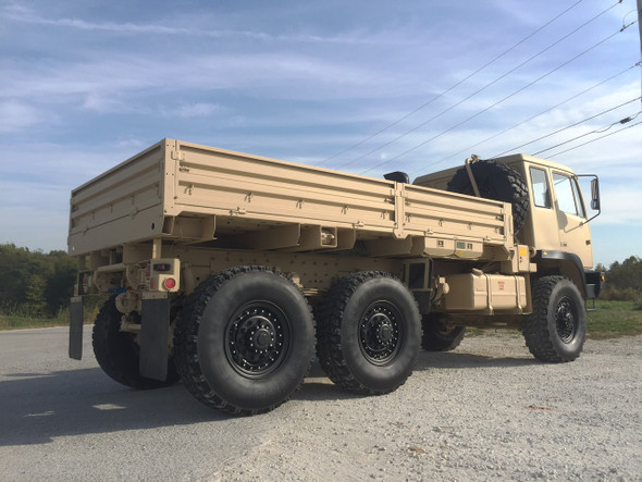 Stewart & Stevenson M1083 Winch 5 Ton Military Cargo