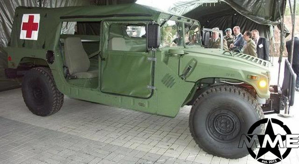 SOFT TOP ambulance COVER FOR HUMMER  M1035A2 Humvee H1 m1097 4 Door Military m998