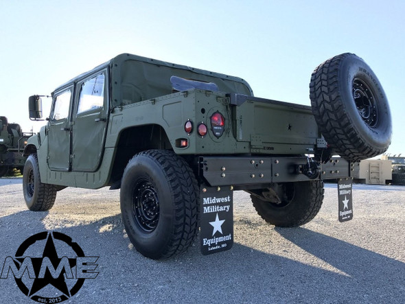 New Airlift Rear Bumper FOR HMMWV/HUMVEE