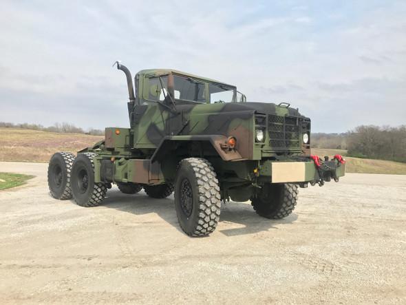 2011 Rebuild M932a2 Military 6x6 Semi 20,000LB winch 5 ton SOLD