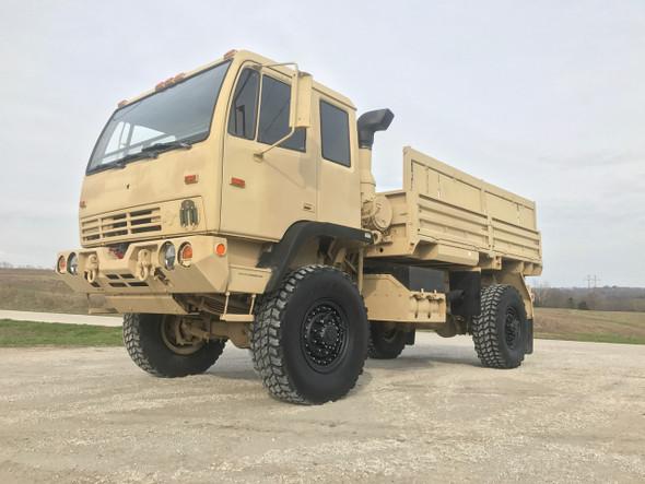 1997 Stewart & Stevenson LMTV Military Truck Like New