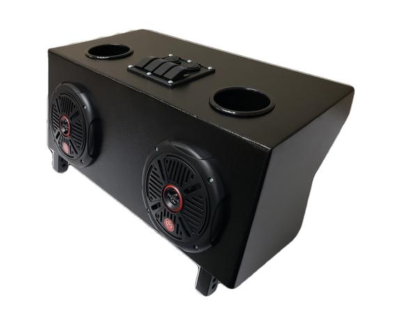 Marine Grade Radio System for HMMWV/ HUMVEE