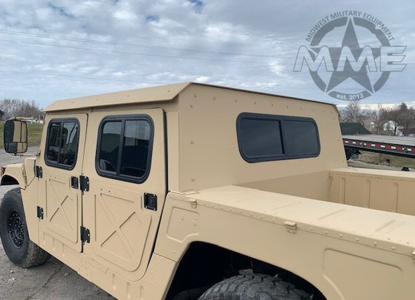 "1/8"" Aluminum 4 Man Hard Top Kit For HMMWV/Hummer/Humvee"