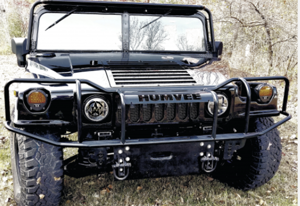 Brush guard For For HMMWV/ Humvee