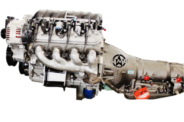 LS3 Engine Complete Powertrain Package