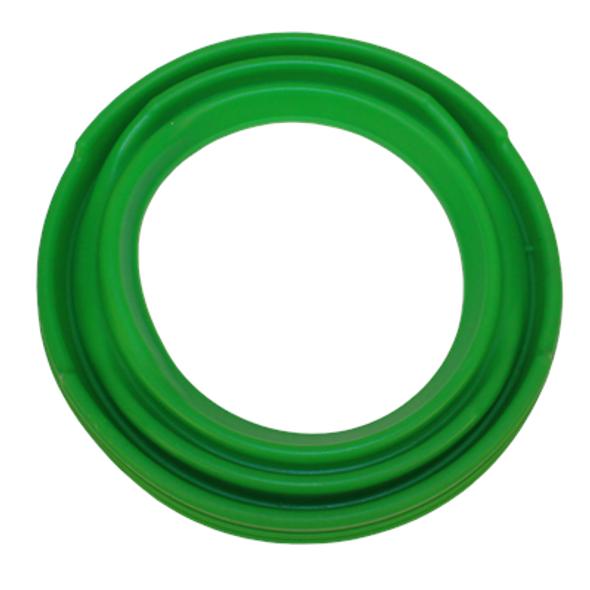 Green Silicone Boot w/o Zipper 2.5 Ton