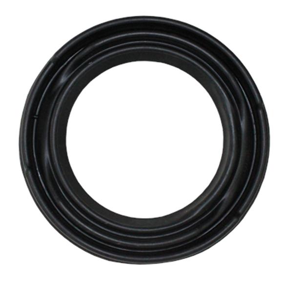 Front Axle Black Dust Boot w/o Zipper 2.5 Ton