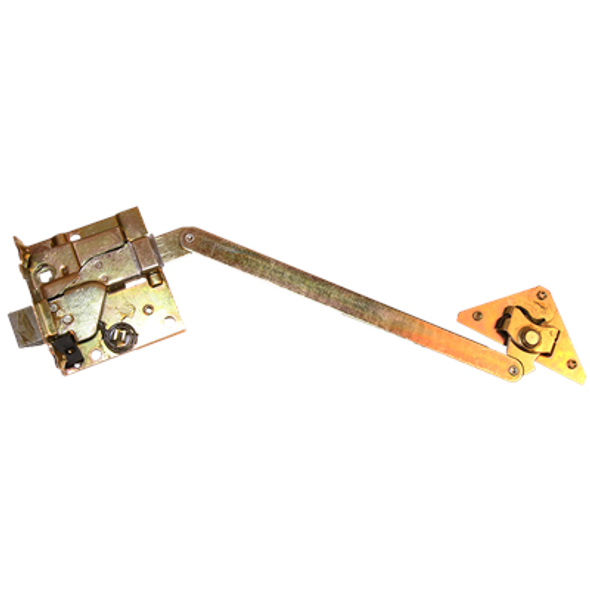 Door Latch Assembly, LH 2.5 Ton
