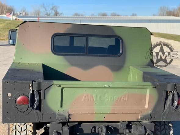 """1/8""""  Aluminum Hard Top and 4 Door Kit for HMMWV/ Humvee"""