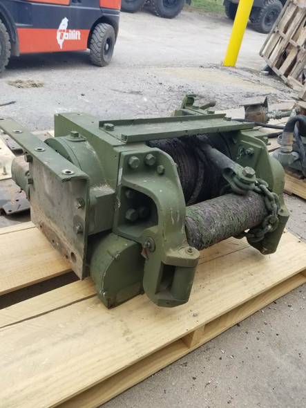 M900 Series Hydraulic Winch System (USED)