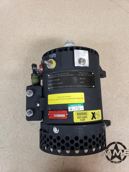 LMTV & MTV Dual Voltage Alternator Niehoff 100 Amp